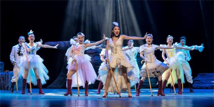 原创音乐剧《馨香之城》在昆明剧院全新启幕