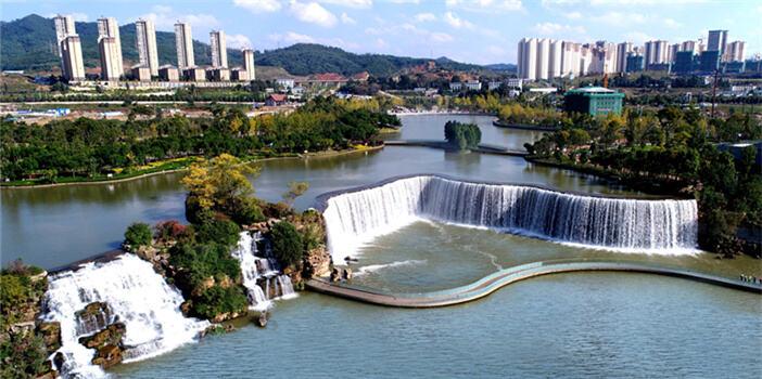 牛栏江已为滇池补水逾30亿方 相当于把滇池水置换了两遍