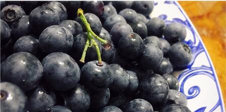 涨姿势!吃蓝莓竟有这等好处