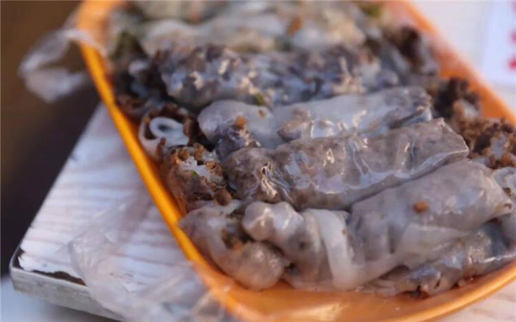 春城最具人气的越南小卷粉