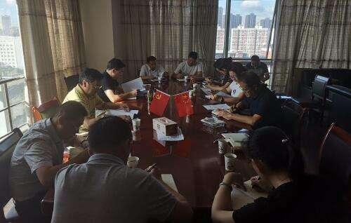 高新区召开2019年党建带群建第一次联席会议