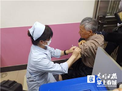 全年供应!昆明60岁以上户籍老年人免费接种23价肺炎疫苗