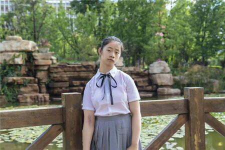 高考残疾女孩杜鑫波:从无力到有力