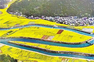好山好水好地方 罗平县旅游产业发展纪实