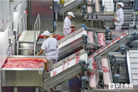 提供岗位520多个 双汇昆明公司带动就业800余人