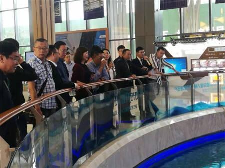云南省文化和旅游厅调研西山区文旅融合项目