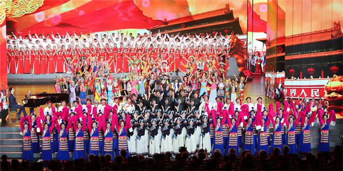 重温不朽经典 第六届中国聂耳音乐(合唱)周开幕