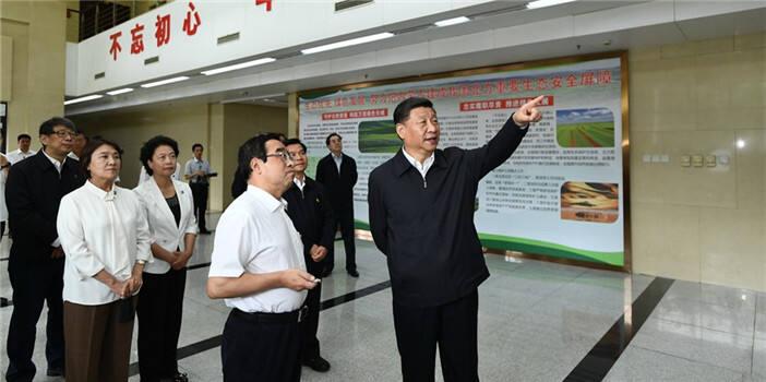 始终牢记党的初心和使命,习近平在内蒙古谈了这三个问题