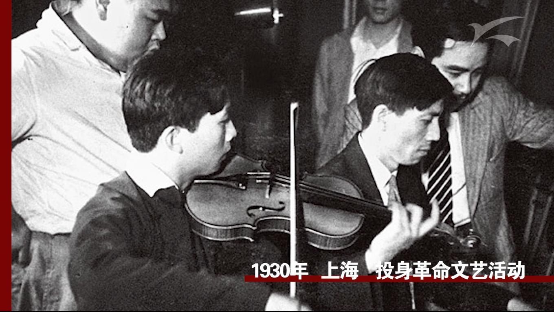 他在中华民族最危险时候谱写战歌 聂耳!昆明的骄傲