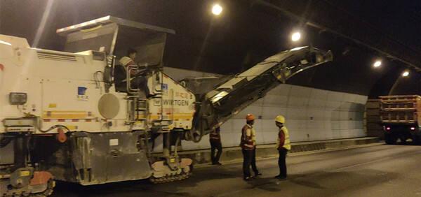 8月6日起 昆明岗头山南侧隧道封闭修理50天