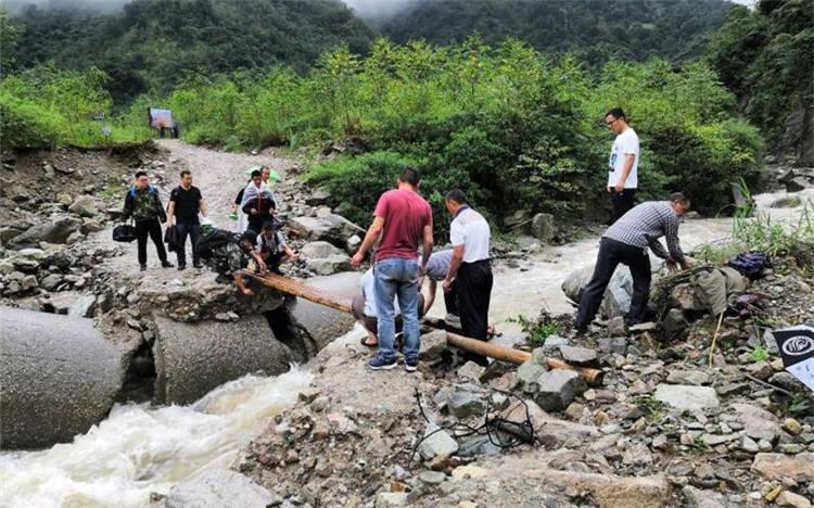 揪心!四川阿坝暴雨灾害已致8人遇难26人失联