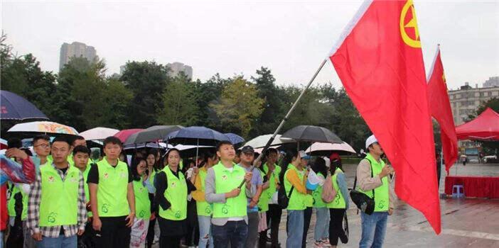 昆明共青团市委联合昆明血液中心开展无偿献血志愿服务