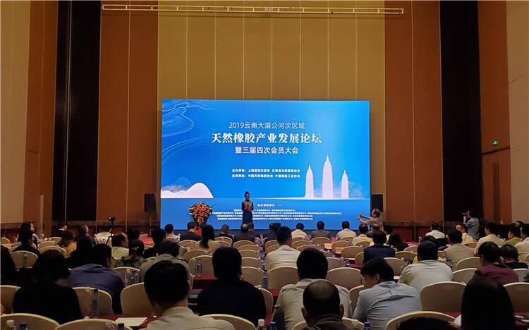产量45.5万吨!云南天然橡胶产业发展迎来新机遇