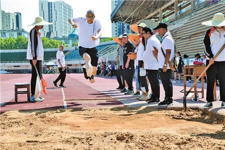 红塔区第九届残疾人运动会落幕 126名运动员展风采