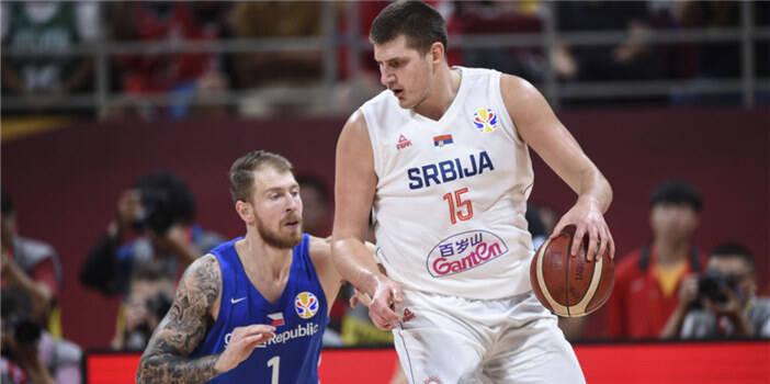 塞尔维亚力克捷克获篮球世界杯第5名