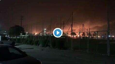 石油设施遭无人机袭击后,沙特或将削减一半石油生产