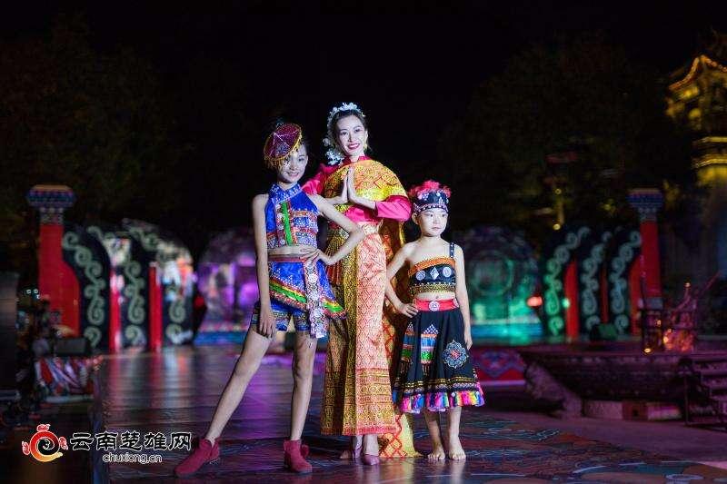 民族赛装传承文化 彩云之星闪耀彝乡