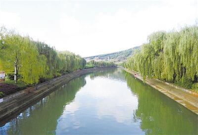 麒沾马明年底前消除城区黑臭水体