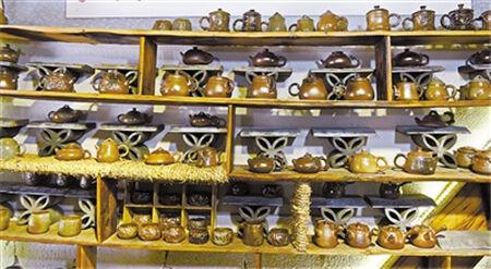 曲靖潦浒:一座因陶而兴的千年陶瓷古镇