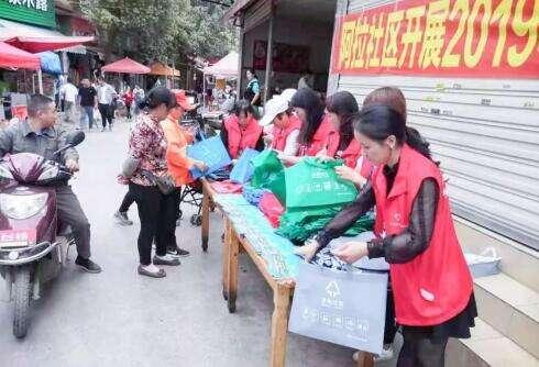 经开区各街道开展垃圾分类和餐饮油烟治理工作