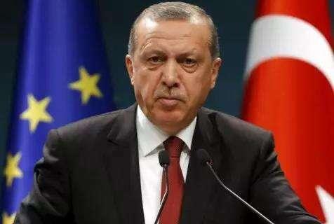 土耳其总统警告:120小时之内不撤 就打爆你的头