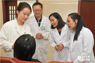 老挝医护人员到省一院研修3个月