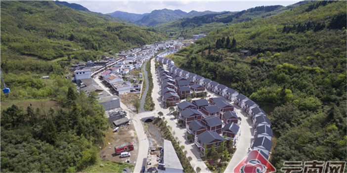 彝良:全力保障42个易地扶贫搬迁安置点建设用地
