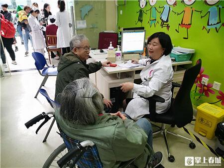 就近选择!市妇幼保健院也能接种23价肺炎疫苗