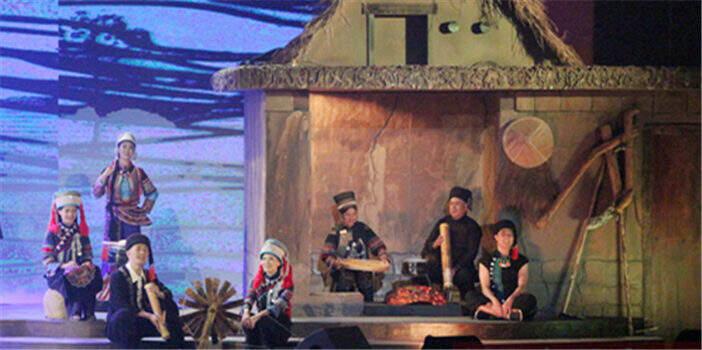 《哈尼古歌》赴京演出传唱千年哈尼文化