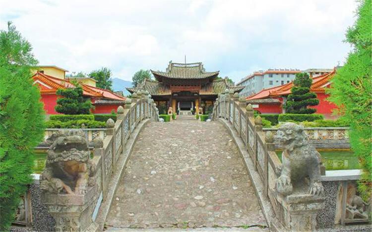 """甘棠箐遗址江川文庙何以成为""""国保""""单位?"""