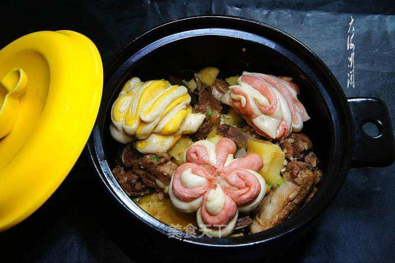 砂锅菜这么做,鼻子都香破了 好吃到哭!