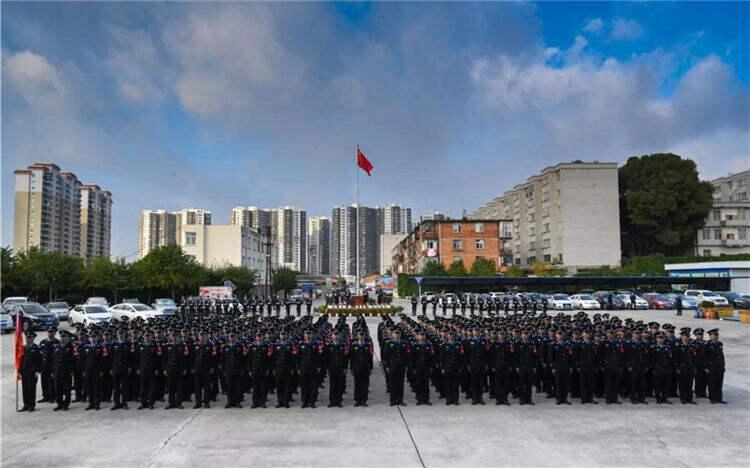 防风险、保安全 全省县级公安机关领导干部政治轮训班举行