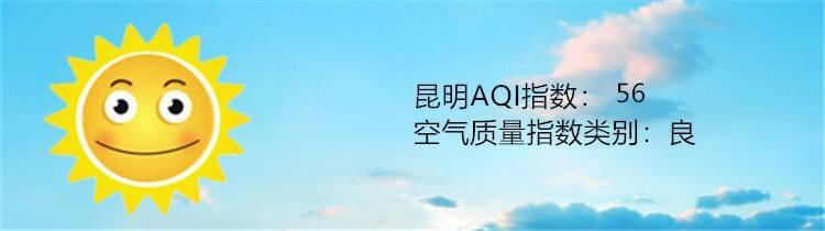 昆明空气质量报告|11月21日