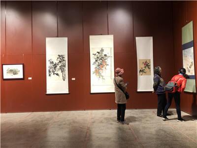 展三十五年创作成就 两百余幅优秀作品亮相云南美术馆