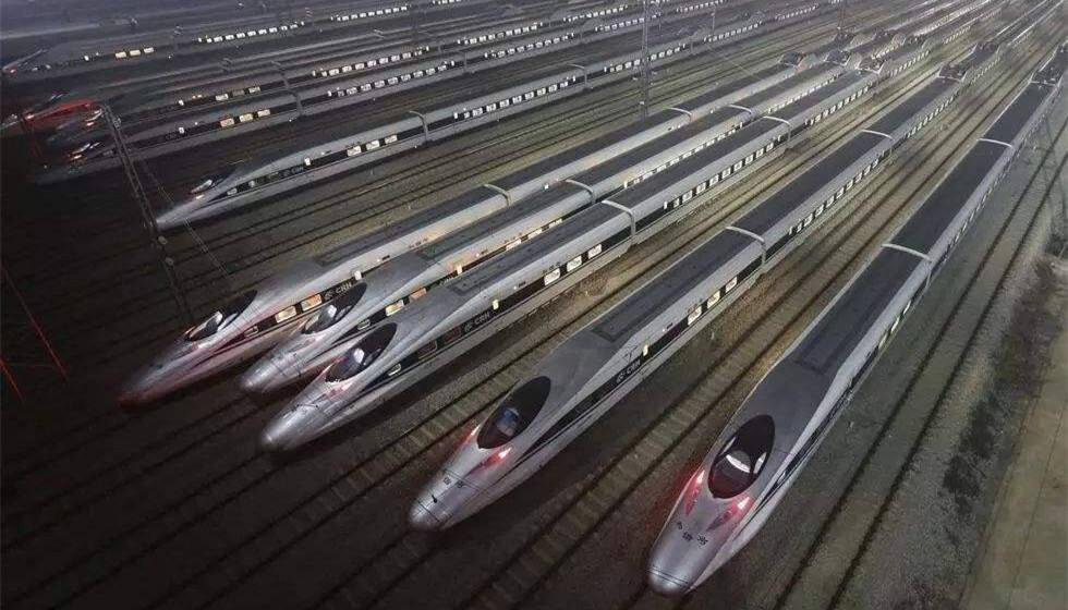 我国高铁营业里程年底将达3.5万公里 居世界第一