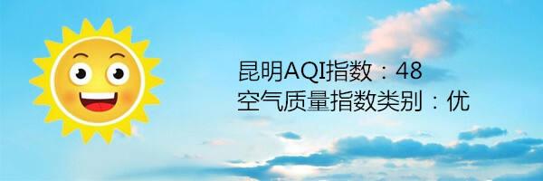 昆明空气质量报告|12月3日