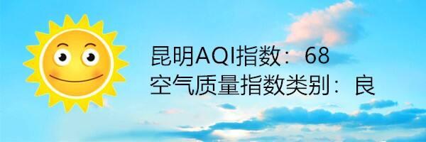 昆明空气质量报告|12月6日