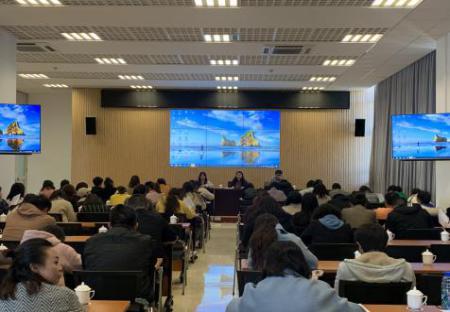 官渡区统计局召开2019年劳动工资培训会