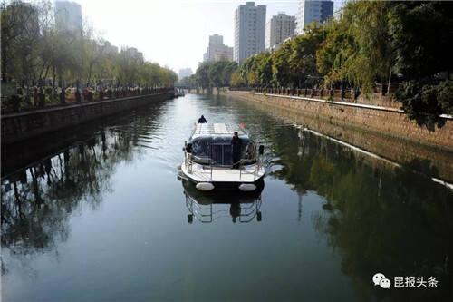 21日起盘龙江航运恢复 疫情防控期间享优惠票价每人20元