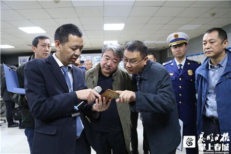 国务院安委会到西山区开展安全生产专项督查