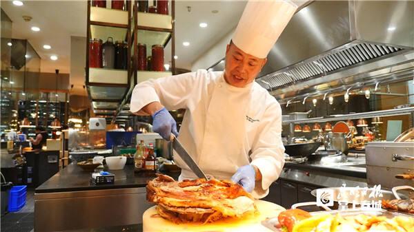"""春节美味等你""""盘"""" 洲际蒙古风味美食节开节"""