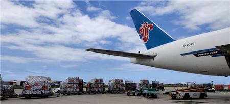 """南航累计恢复5100余个航班 打通复工复产""""空中大动脉"""""""