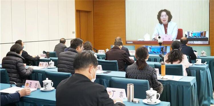 昆明市政协参加全省政协系统助力脱贫攻坚视频会议