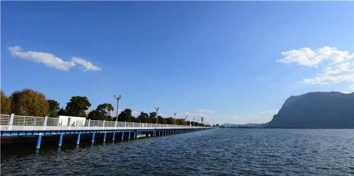 九大高原湖泊水质稳中向好!云南省生态环境质量持续改善