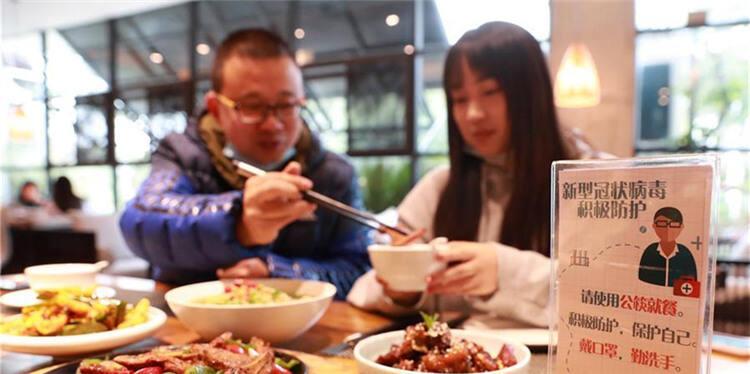 你和文明饮食的距离,差一双公筷
