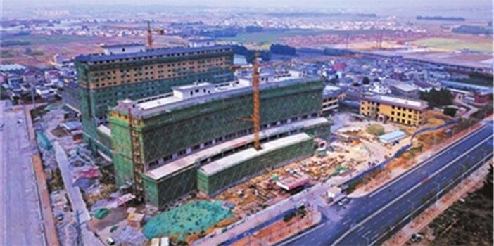 好消息!个旧市大屯新区中医医院建设项目顺利推进