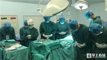 6个家庭获幸福!昆医大附一院又完成一例器官捐献
