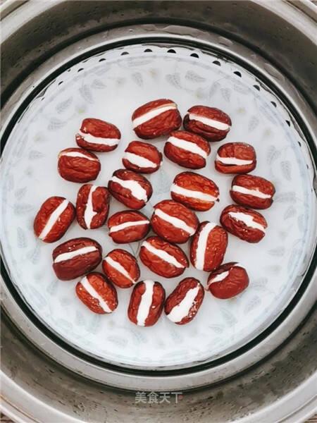 非常健康的小零食,香甜的糯米枣了解一下