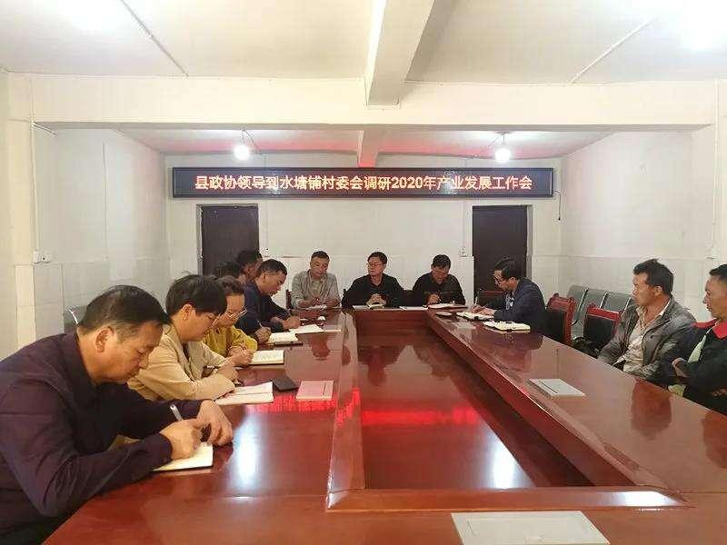 石林县政协大力发展特色产业 巩固脱贫攻坚成果