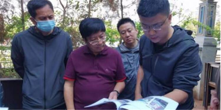 和丽川调研盘龙江景观提升改造工作